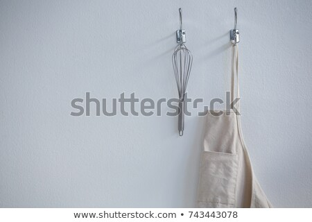 Colgante gancho primer plano blanco profesional apoyo Foto stock © wavebreak_media