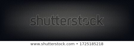 Carbon Fiber Vector Graphic Background Stock photo © jeff_hobrath