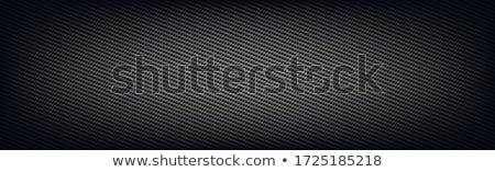 Carbon Fiber Vector Graphic Background Stock photo © jeff_hobrath
