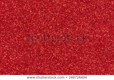Rosso Glitter Copia Spazio Design Sfondo Notte