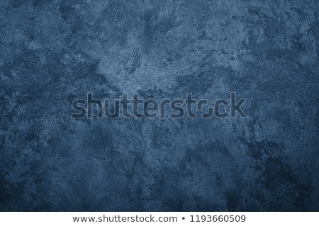 an old stone wall background texture blue Stock photo © dmitriisimakov