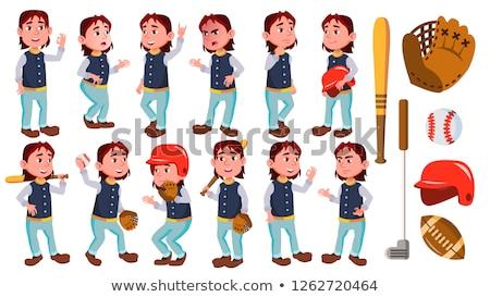 jongen · schooljongen · kid · vector · kind - stockfoto © pikepicture