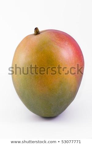マンゴー 孤立した ピンク 勾配 食品 ストックフォト © cammep