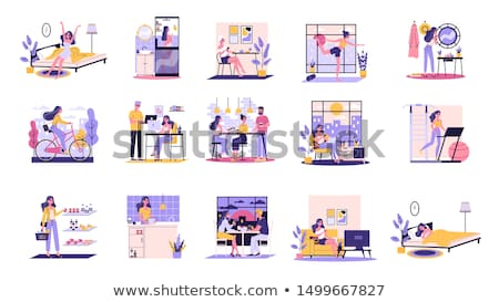 Routines Stock photo © colematt