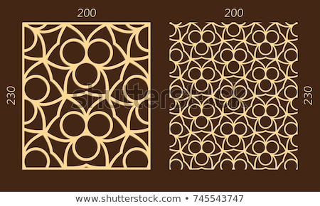 vector set of plywood Stock photo © olllikeballoon