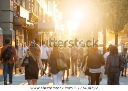 business people glow Stock photo © nicemonkey