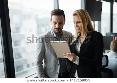 affaires · client · réussi · bureau · affaires - photo stock © photography33