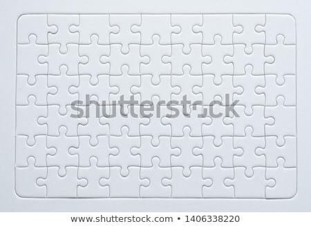 Biały prostokąt projektu szary Zdjęcia stock © limbi007
