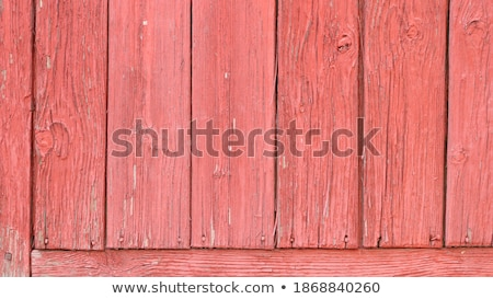 reddish painted planks Stock photo © taviphoto