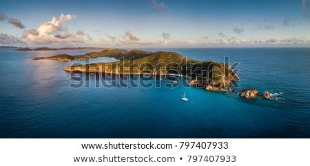 Brits Virgin Islands vector afbeelding kaart Stockfoto © Istanbul2009