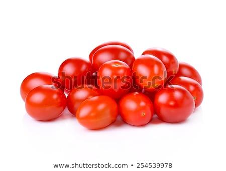 comida · vegetariana · rojo · de · uva · tomate · frescos · abundancia - foto stock © zhekos