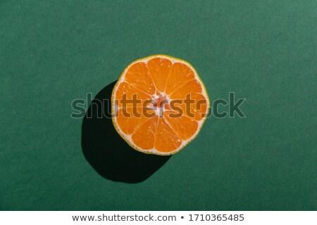 mandarine background Stock photo © romvo