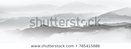 kumlu · dağ · mavi · gökyüzü · toprak · taş - stok fotoğraf © papa1266