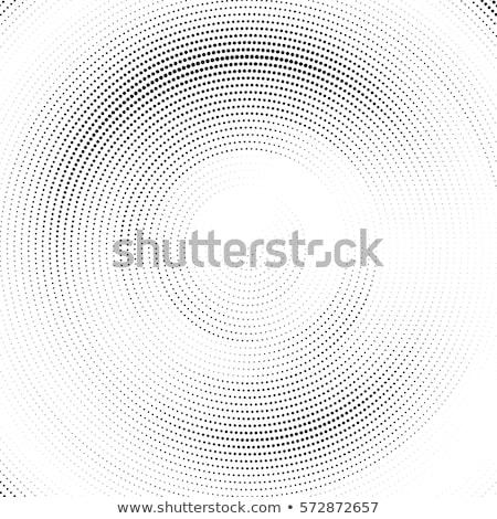抽象的な スタイル ハーフトーン ストックフォト © SArts