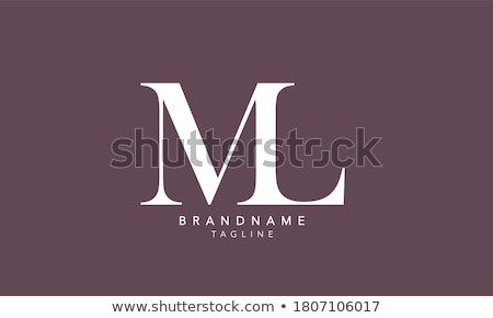 l letter icon logo logotype vector symbol Stock photo © blaskorizov