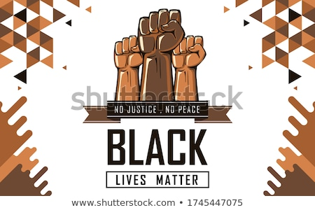 Political protest abstract concept vector illustration. Stock photo © RAStudio