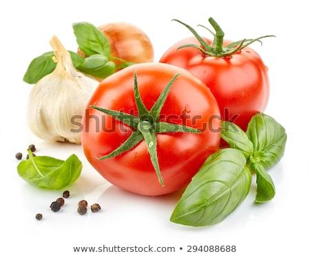friss · organikus · koktélparadicsom · fa · asztal · stílus · rusztikus - stock fotó © stevanovicigor