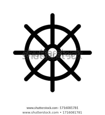 helm boat Stock photo © netkov1