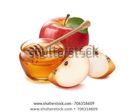 apple and honey Stock photo © nikolaydonetsk
