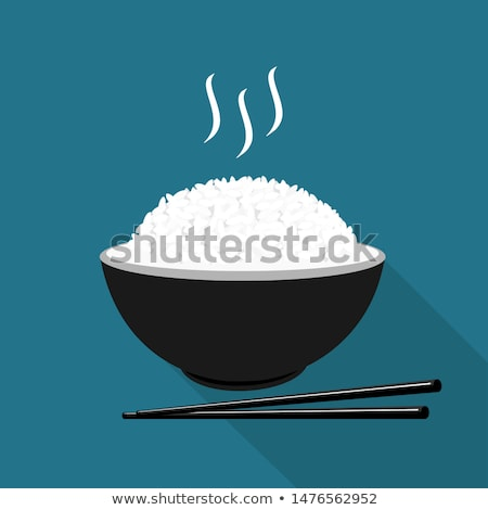 chopsticks and staple Stock photo © dmitroza