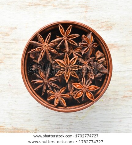 Star aniseed Stock photo © ElinaManninen