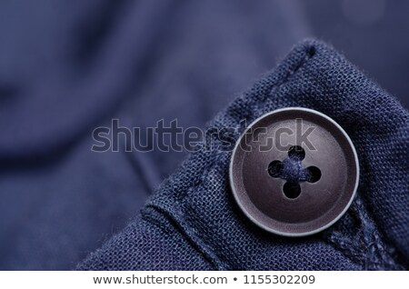 Buttons on Blue Jeans Stock photo © zhekos