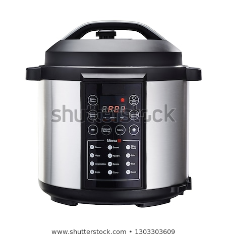 electric cooker isolated stock photo © ozaiachin