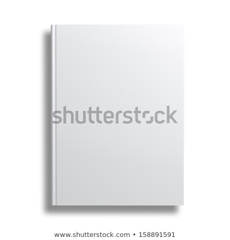 Books isolated on white Stock photo © tetkoren
