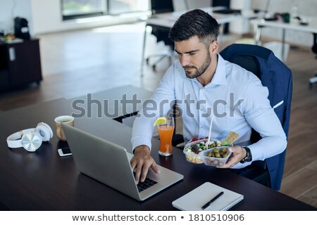 Surfing the Net Stock photo © devon