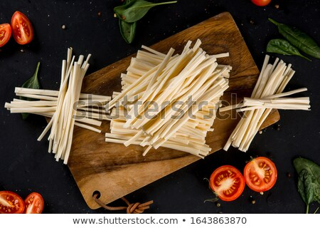 薫製 チーズ 素朴な 木製 木材 ストックフォト © grafvision