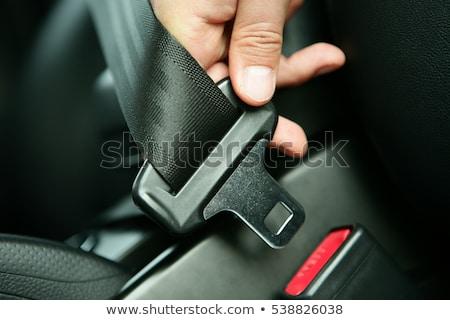 Seat belt Stock photo © trgowanlock