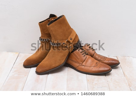 Two boots Stock photo © zzve