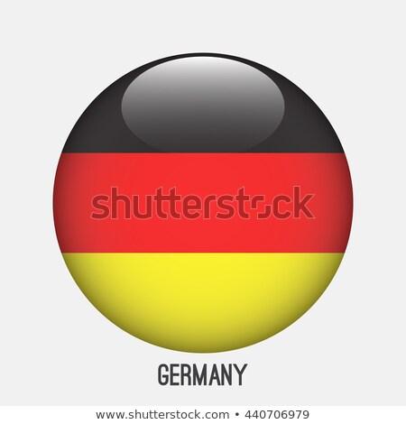 сфере флаг Германия нация мяча черный Сток-фото © alessandro0770