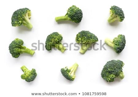 Fresh broccoli pieces Stock photo © Digifoodstock
