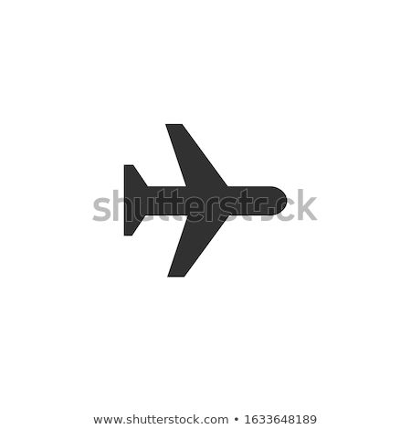 UI No signal airplane mode icon. Stock Vector illustration isolated on white background. Stock photo © kyryloff
