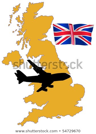 fly me to the United Kingdom Stock photo © perysty