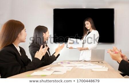 eğitim · ekran · tv - stok fotoğraf © stuartmiles