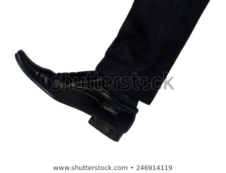 Shoe crush something Stock photo © fuzzbones0