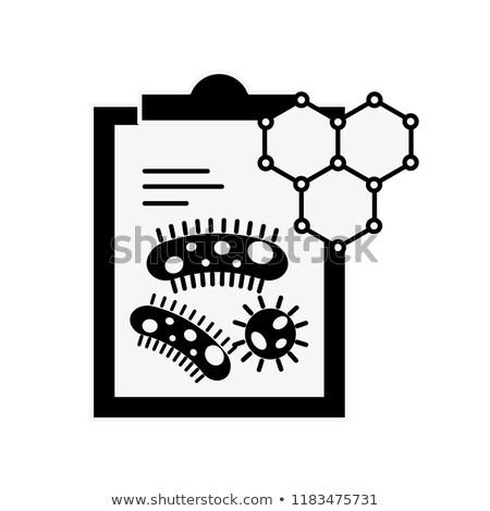 化学 室 クリップボード 技術 健康 教育 ストックフォト © yupiramos