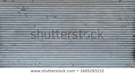 porta · metal · shop · industriali · costruzione - foto d'archivio © sirylok