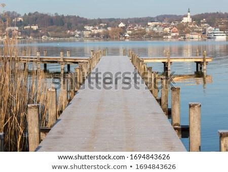 starnberg lake stock photo © magann