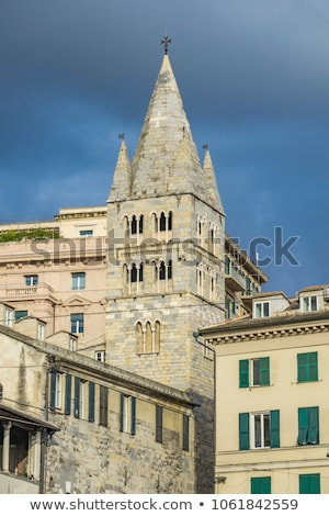 bazilika · mikulás · csatorna · Velence · Olaszország · ház - stock fotó © boggy