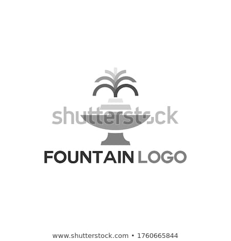 stone water fountain stock photo © njnightsky