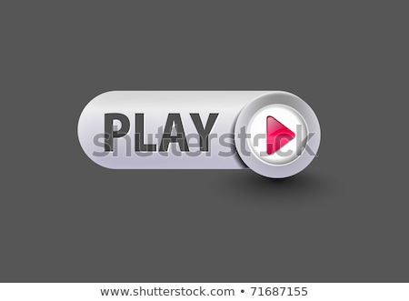Multimedia web Internet violeta vector botón Foto stock © rizwanali3d