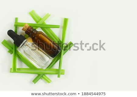lemongrass with copy space  Stock photo © szefei