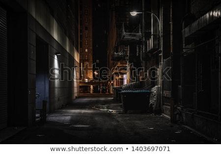 alley Stock photo © zittto