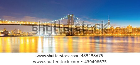 Newyork Mid Town Stok fotoğraf © vichie81