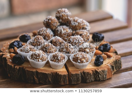 Almond treat Stock photo © Digifoodstock