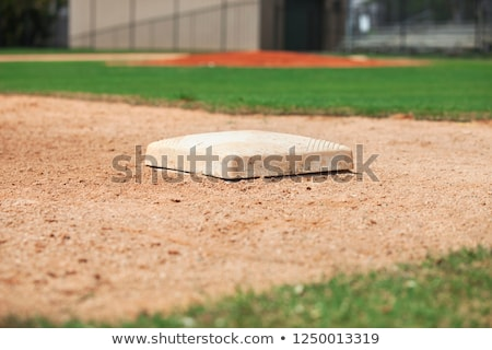 Baseball Base Stock photo © piedmontphoto