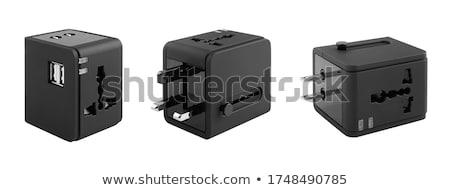 adapter Stock photo © prill